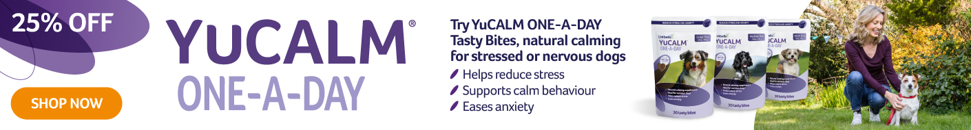 Save 25% when you buy YuCALM One-A-Day