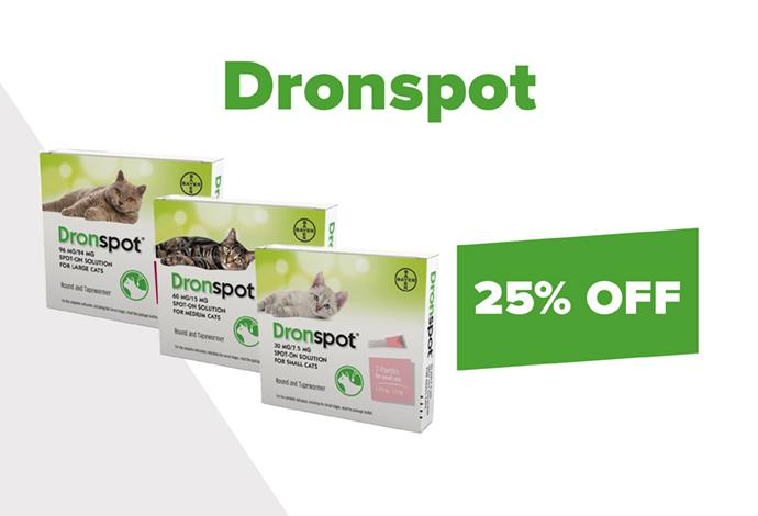 Shop Dronspot now!