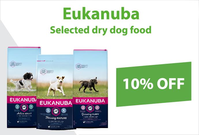 Shop Eukanuba now!