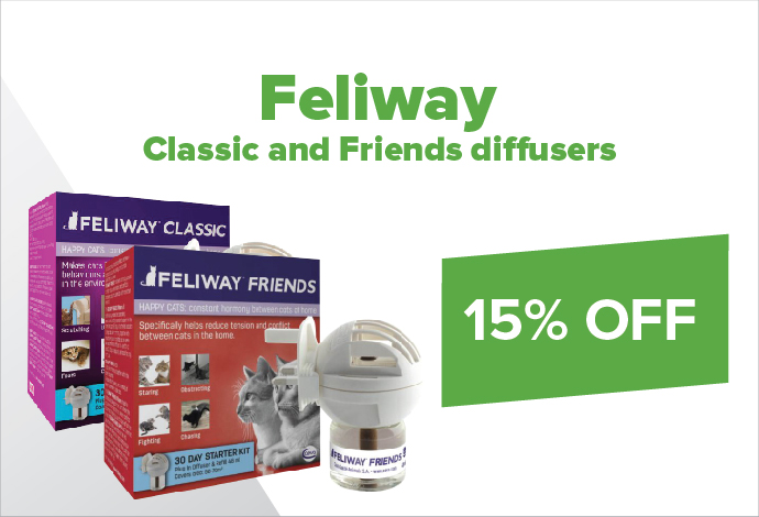 Feliway 15%