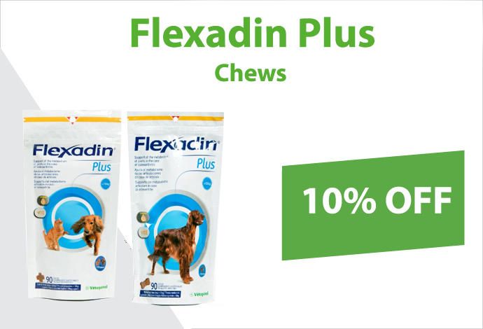 Flexadin Plus 10% off