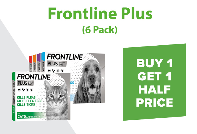 Shop Frontline Plus now!
