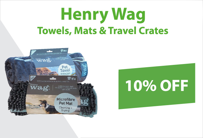 Shop Henry Wag now!