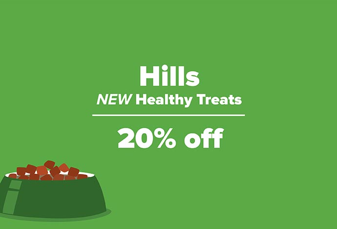 NEW Hills Treats with 20% off until July 31st