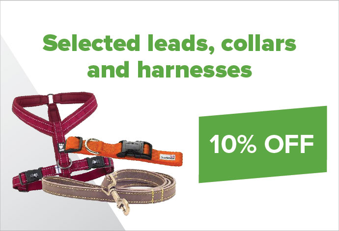10% off selected leads