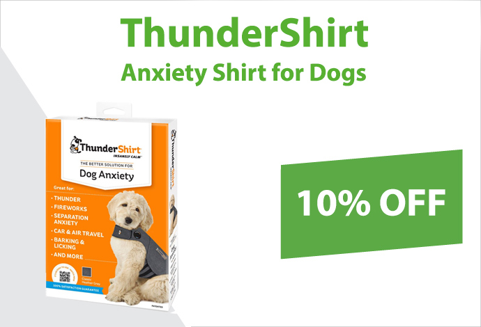 Shop ThunderShirt now!