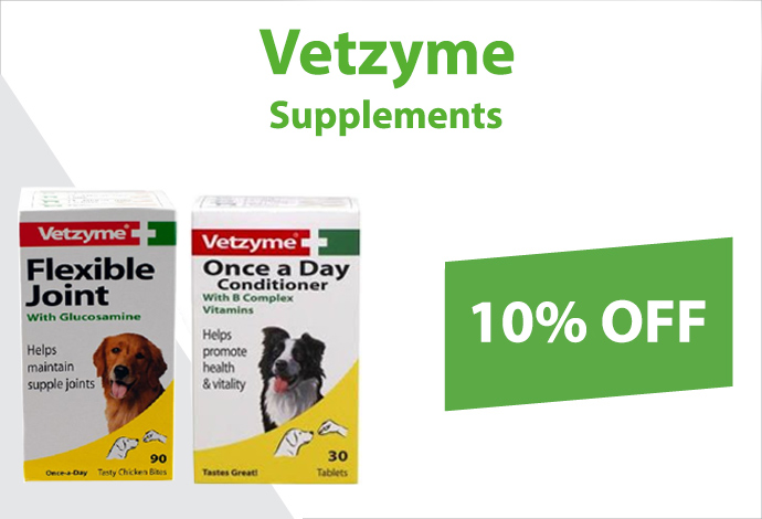 Shop Vetzyme now!