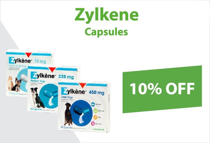 Shop Zylkene capsules now!